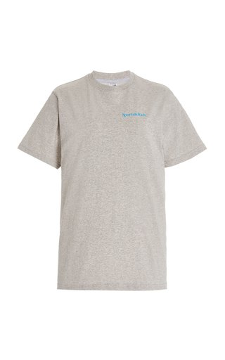 Drink Water Cotton T-Shirt