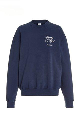 Stars Health Cotton Sweatshirt