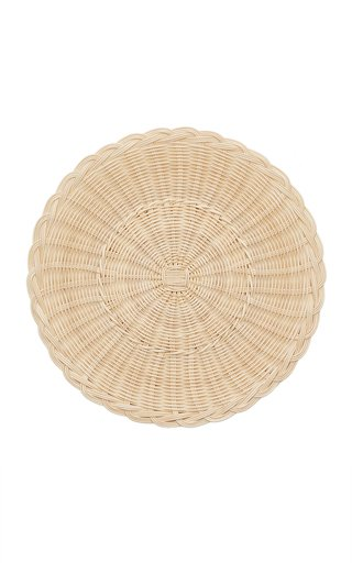 Raffia Charger Plate