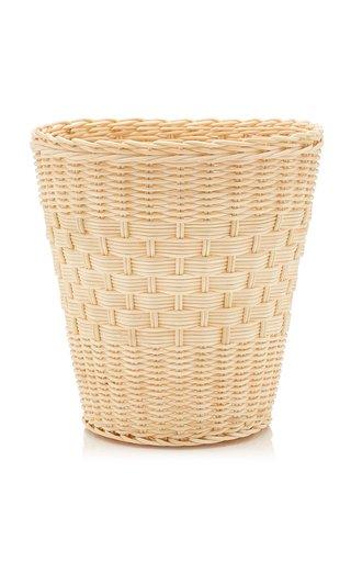 Raffia Woven Basket