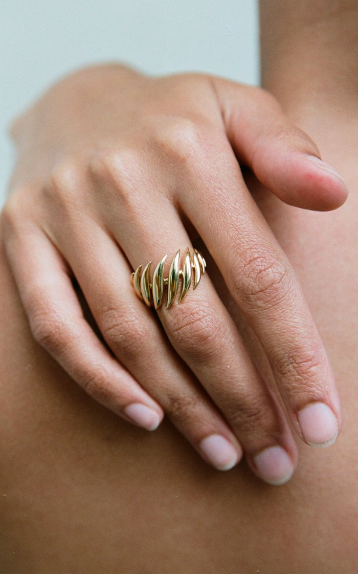 Small Flame Ring