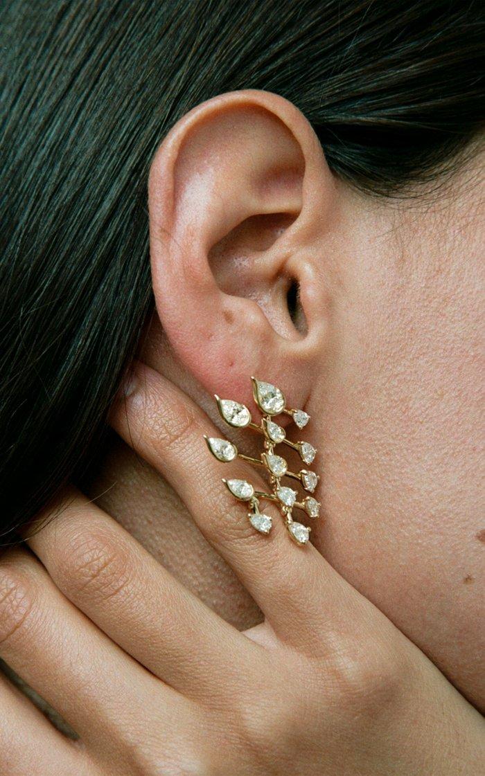 Small Flare Earrings