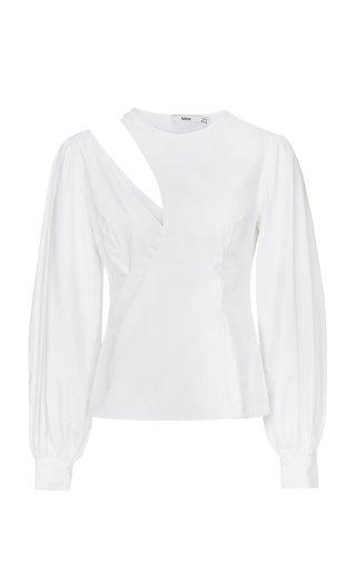 Kyla Cutout Cotton Top