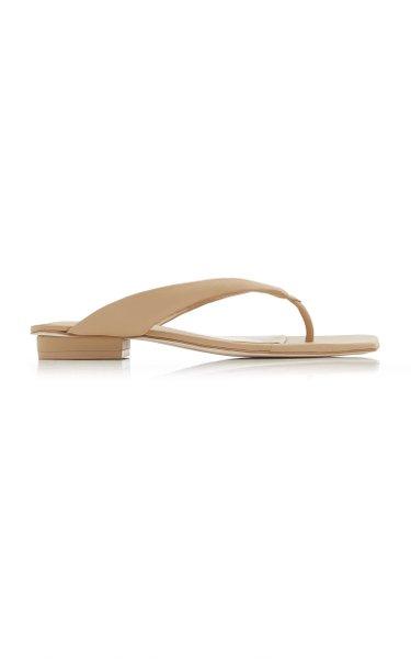 Jasie Leather Sandals