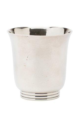 Puiforcat Sterling Silver Art Deco Beaker