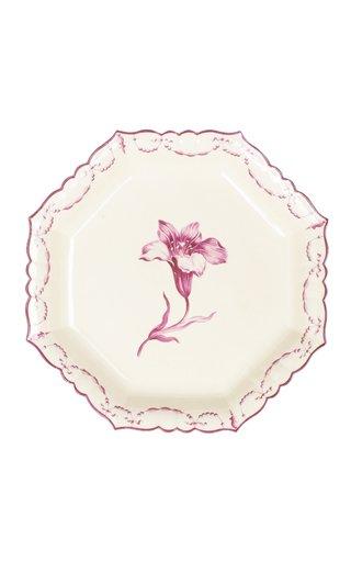 Wedgwood Creamware Octagonal Plate