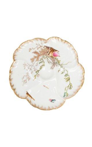 Haviland Limoges Porcelain Oyster Plate