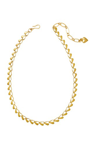Eros 24k Gold-Plated Necklace