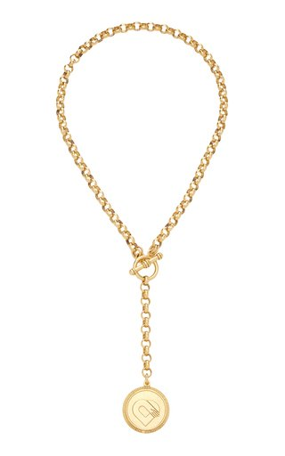 Unity-Y 24k Gold-Plated Necklace