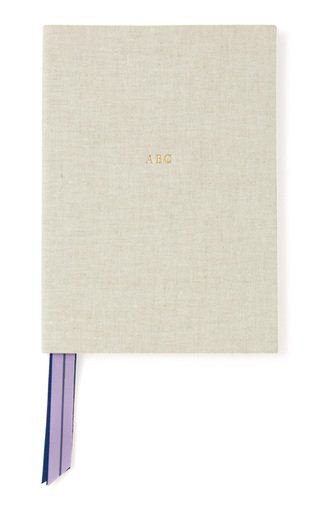 Mission Notebook Linen