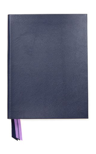 Mission Notebook Leather
