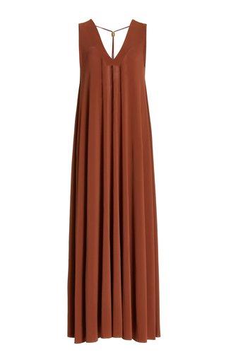 Axelle Jersey Maxi Dress