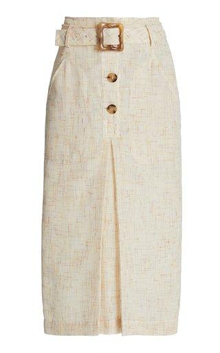 Tamsin Tweed Skirt
