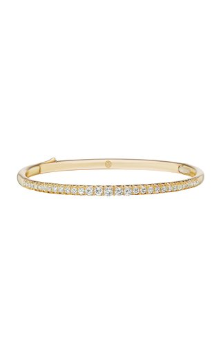 Étoile 18K Yellow Gold Diamond Bracelet