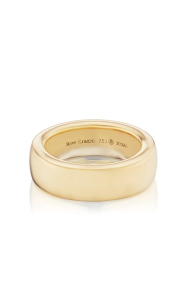 Sloan 18K Yellow Gold Ring