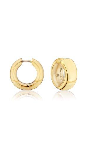 Sloan 18K Yellow Gold Earrings