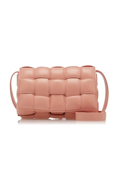 The Padded Cassette Leather Bag