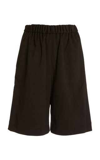Mare Faux Suede Boy Shorts
