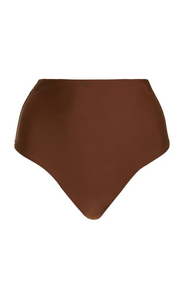 High-Rise Brief Bikini Bottom