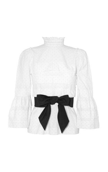 Mademoiselle Cotton Blouse