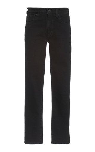 Lou Lou Straight-Leg Jeans