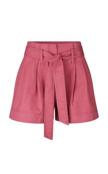 Nahia Cotton Shorts