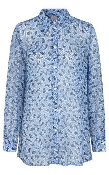 Milda Printed Georgette Shirt