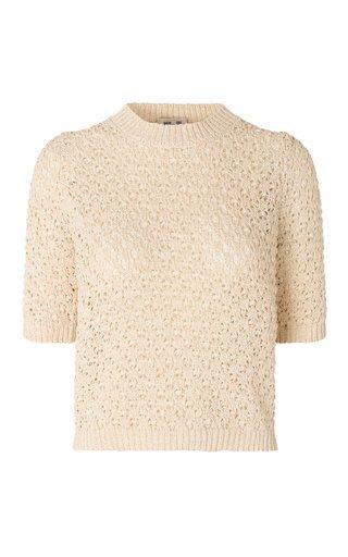 Cramer Cotton-Blend Sweater
