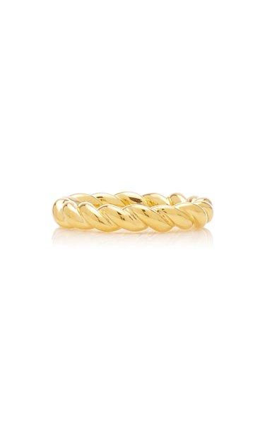 Albuquerque 18k Gold-Vermeil Ring