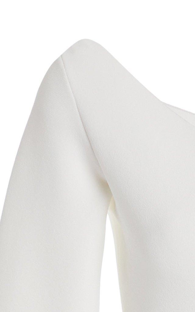 Asymmetric Long Sleeved Top