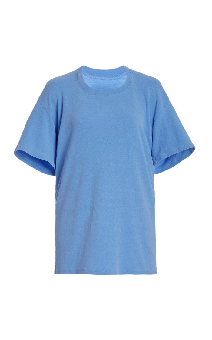 Overdyed Recyled Jersey T-Shirt
