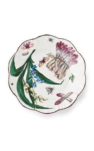 Feuillages Dessert plate