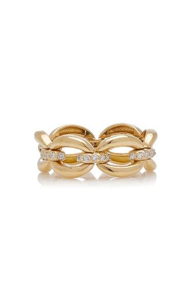 Catena 18K Yellow Gold Petite Ring