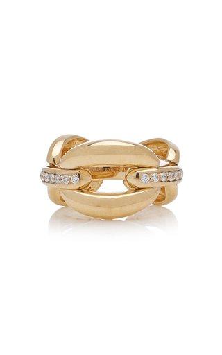 Catena 18K Yellow Gold Ring