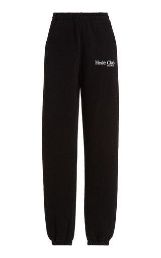 Health Club Cotton-Blend Sweatpants