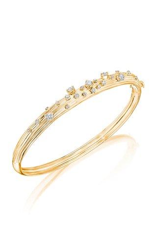 Bahia 18K Yellow Gold Diamond Bracelet