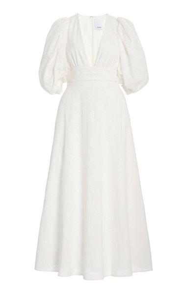 Hamilton Cotton Maxi Dress