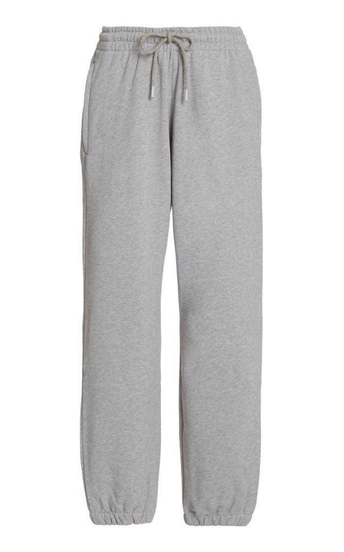 Drawstring Cotton Sweatpants