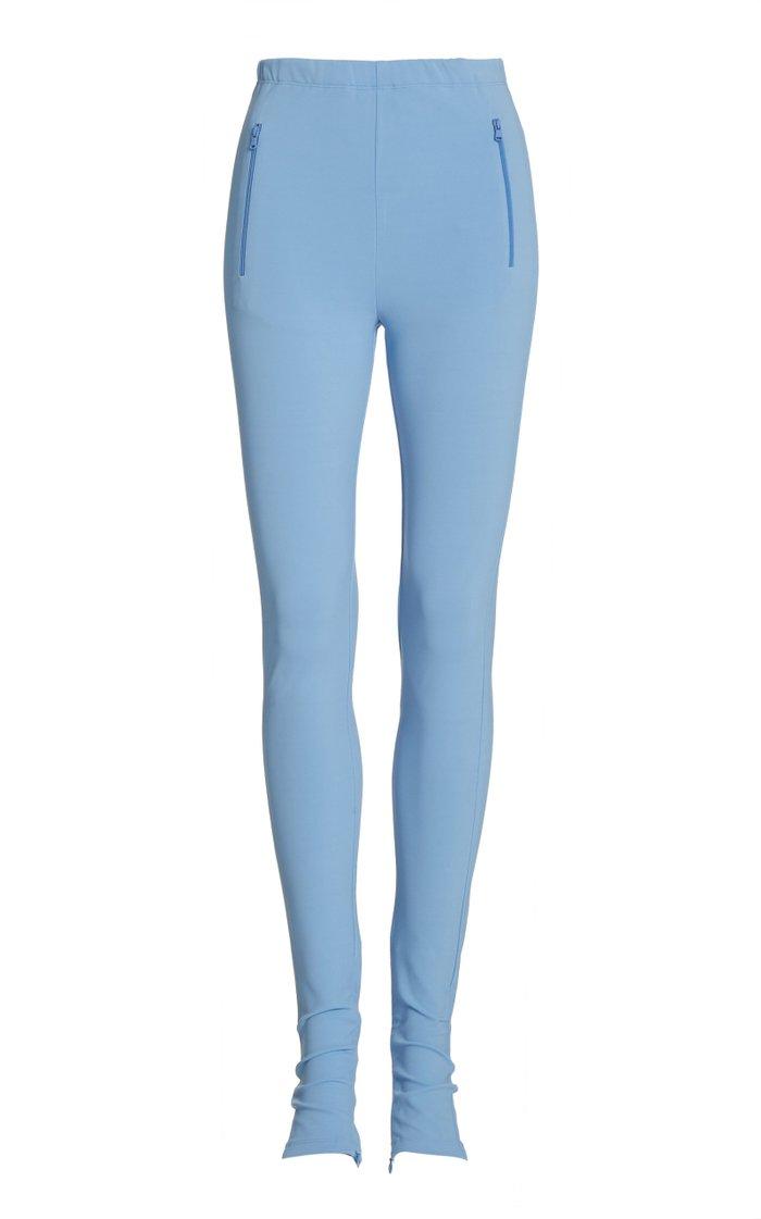 Side-Zip Leggings