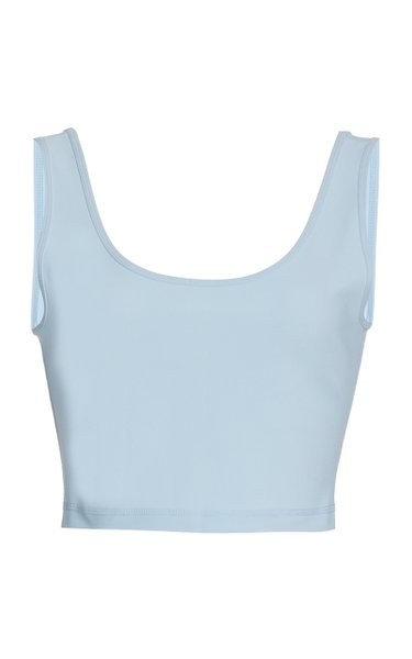 Jersey Cropped Top