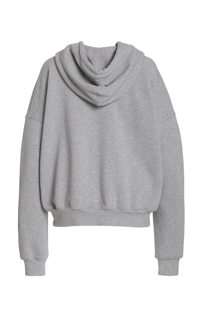 Hooded Cotton Top