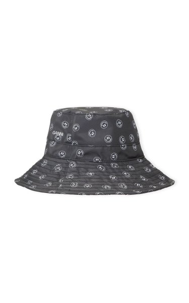 Printed Recycled Tech Bucket Hat