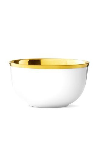 Champagne Bowl Inside 24K Gold