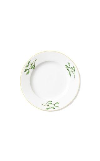 Dessert Plate Misteltoe