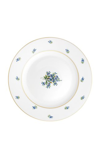Large Dinner Plate Forget Me Not