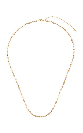 Stardust 18K Rose Gold Diamond Necklace