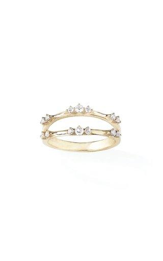 18K Gold Luna 2 Ring