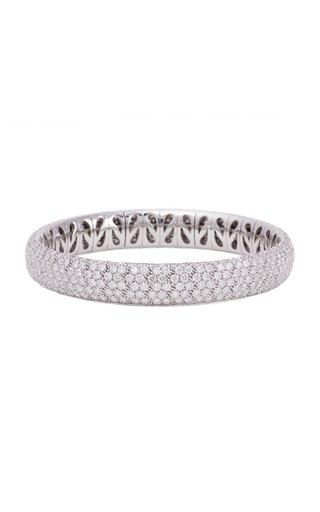 18K White Gold Kim Bracelet