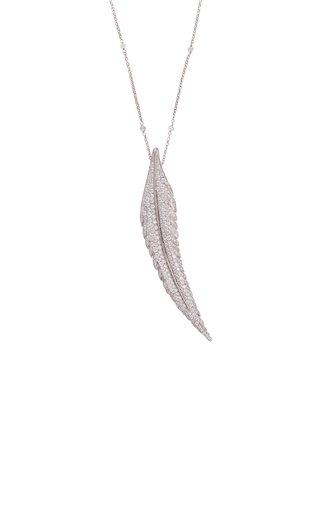 18K White Gold Alessandra Necklace