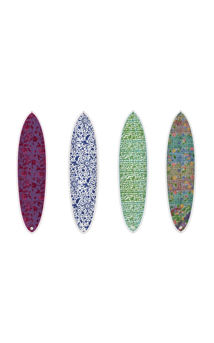 Bespoke Women's Surfboard